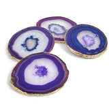 Lumino Coasters, set of 4 by ANNA New York