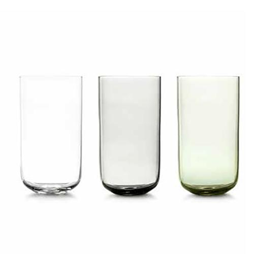 Glasses, set of 6 by Vincent Van Duysen for When Objects Work