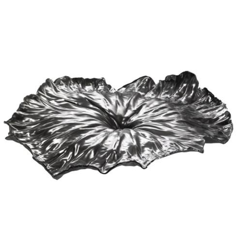 A Lotus Leaf Centerpiece by Yung Ho Chang for Alessi