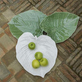 Leaves Salad Bowl, Large by Bordallo Pinheiro