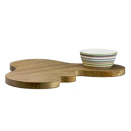 Aalto Oak Platter by Pentagon Design for Iittala