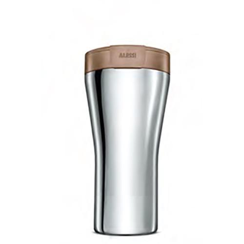 Caffa Thermal Travel Mug by Giulio Iacchetti for Aless