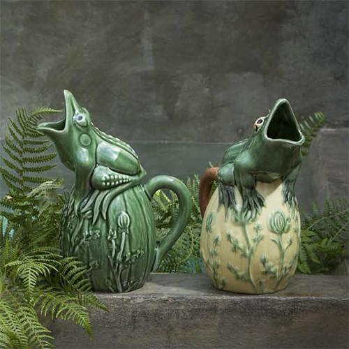 Frog Pitcher by Bordallo Pinheiro