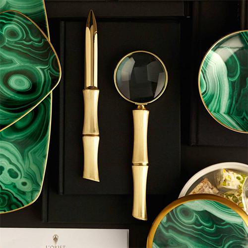 Bambou Magnifying Glass by L'Objet