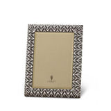 Chevron Photo Frame by L'Objet