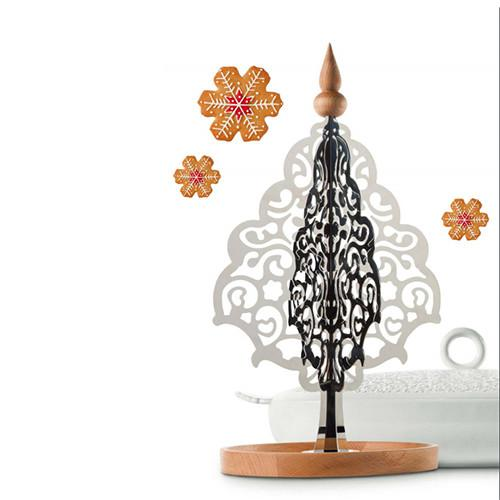 Dressed for X-mas Tabletop Christmas Tree by Marcel Wanders for Alessi