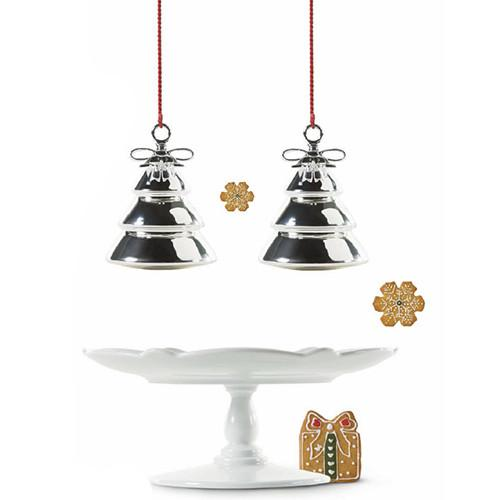 Dressed for X-mas Christmas Ornaments by Marcel Wanders for Alessi