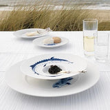 Ocean Beaker with Saucer by Hering Berlin
