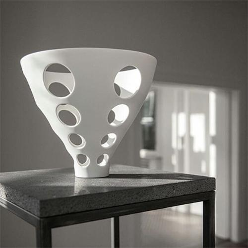 Cielo Vase or Sculpture by Hering Berlin