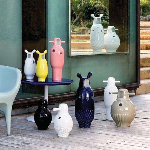 Showtime Vases for by Jaime Hayon for BD Barcelona