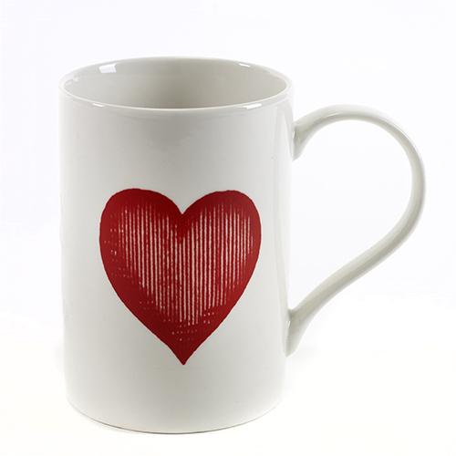 Heart Mug by Marie Michielssen for Serax
