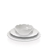 Dressed Dining Plate by Marcel Wanders for Alessi