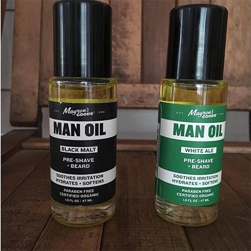 Pre-Shave Man Oil by Mayron's Goods
