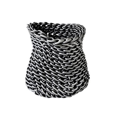 "Barca C8 Oval 10.9"" Neoprene Rubber Basket by Neo Design Italy"