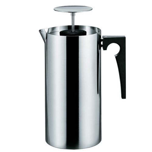 Cylinda-Line French Press Coffeemaker by Arne Jacobsen for Stelton