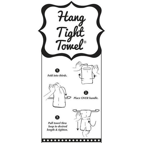 Paper Towels are White Trash Kitchen Towel by Twisted Wares