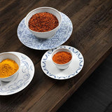 Alif Jam Dishes on Tray by Hering Berlin