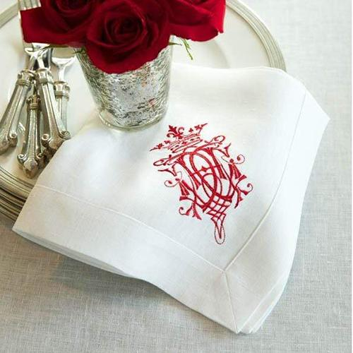Embroidered Royal Napkin, 19
