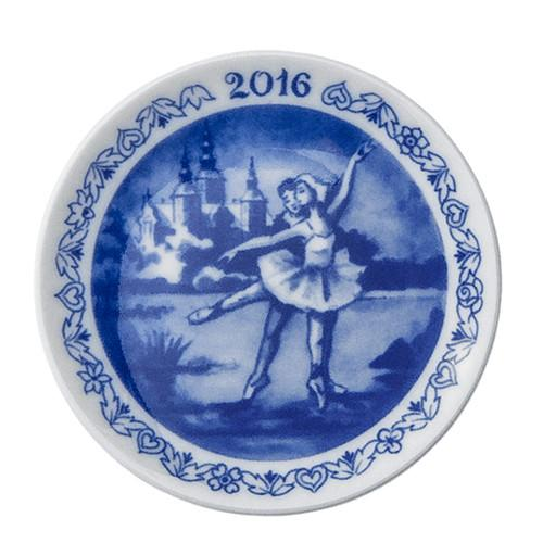 2016 Plaquette by Royal Copenhagen