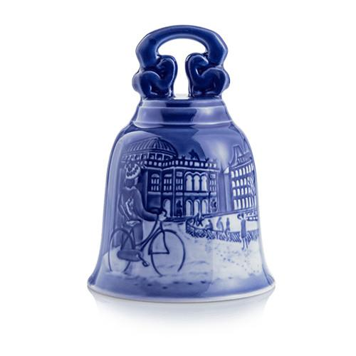 2016 Christmas Bell by Royal Copenhagen