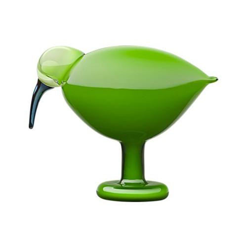 Ibis Green Bird by Oiva Toikka for Iittala