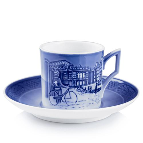 2016 Cup and Saucer by Royal Copenhagen