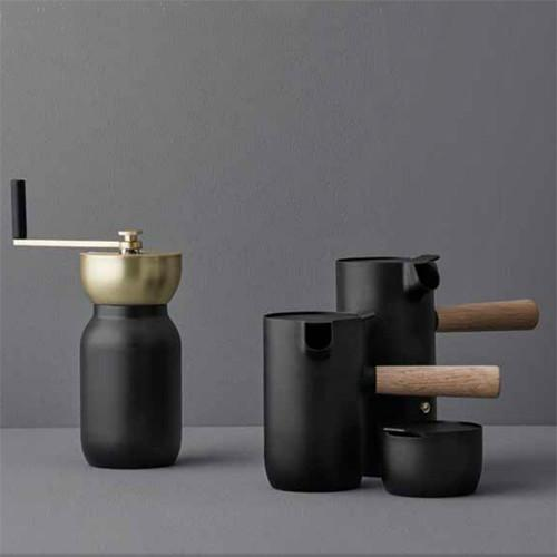 Collar Sugar Bowl with Lid by Stelton