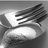 Dressed Dessert Knife by Marcel Wanders for Alessi