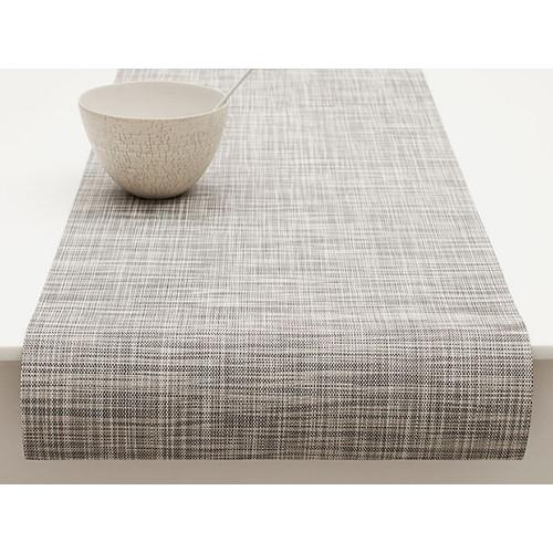 Chilewich: Woven Vinyl Micro Placemats and Runners