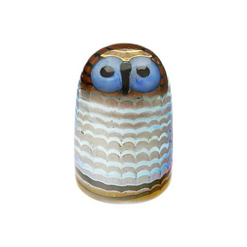 Barn Owl Bird by Oiva Toikka for Iittala