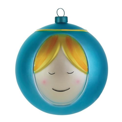 Madonna Christmas Ornament by Alessi