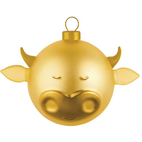 Bue Christmas Ornament by Alessi