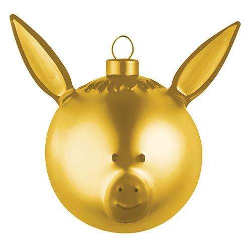 Asinello Christmas Ornament by Alessi