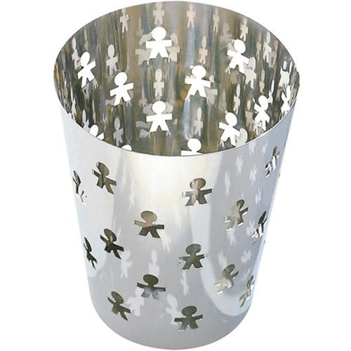 Girotondo Paper Wastebasket by King-Kong for Alessi