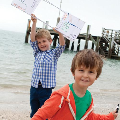 Design Your Own Box Kite by Seedling