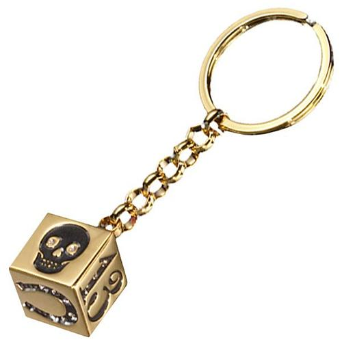 Rotten Luck Key Chain by DL & Company