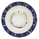 "Taika Soup Plate or Coupe Bowl, 8"" by Iittala"