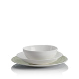 Acquerello Dinner Plate by Guido Venturini for Alessi