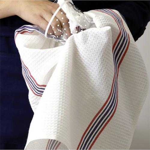 Honeycomb Dish Towel by Tissage de L'Ouest