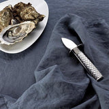 Colombina Fish Oyster Knife by Alessi