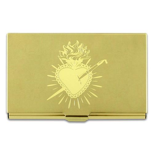 Heart Business Card Case by Frida Kahlo and Acme Studio