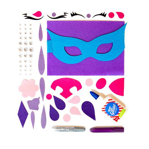 Create Your Own Princess Mask Kit by Seedling