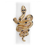 Snake Napkin Jewels Napkin Rings, Set of 4 by L'Objet