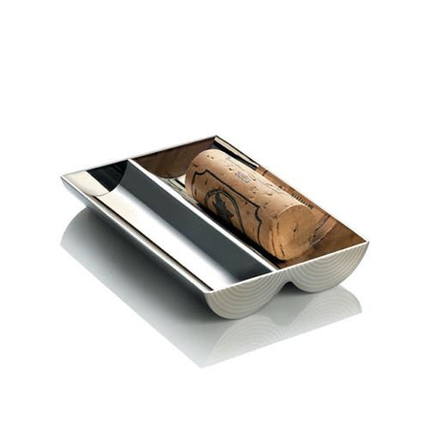 Cork Presenter by Milton Glaser for Alessi