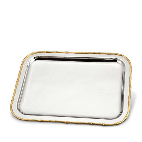Evoca Rectangular Platter, Large by L'Objet