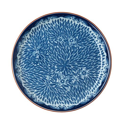 Ostindia Floris Salad Plate by Rorstrand