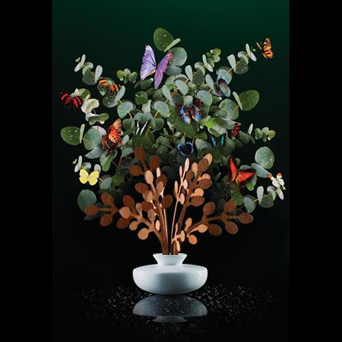 The Five Seasons: Brrr Room Diffuser by Marcel Wanders for Alessi