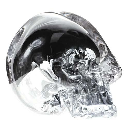 Mirrored Skull by Esque Studio