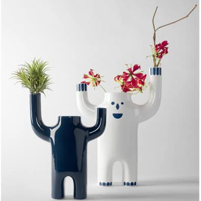 Happy Susto Vases for by Jaime Hayon for BD Barcelona
