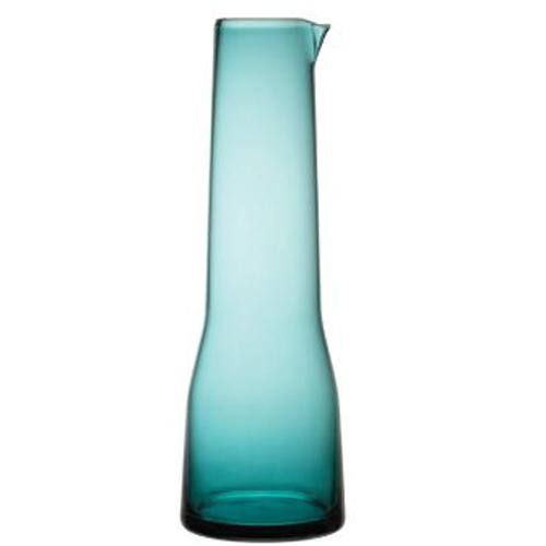 Essence Decanter, Sea Blue by Alfredo Haberli for Iittala